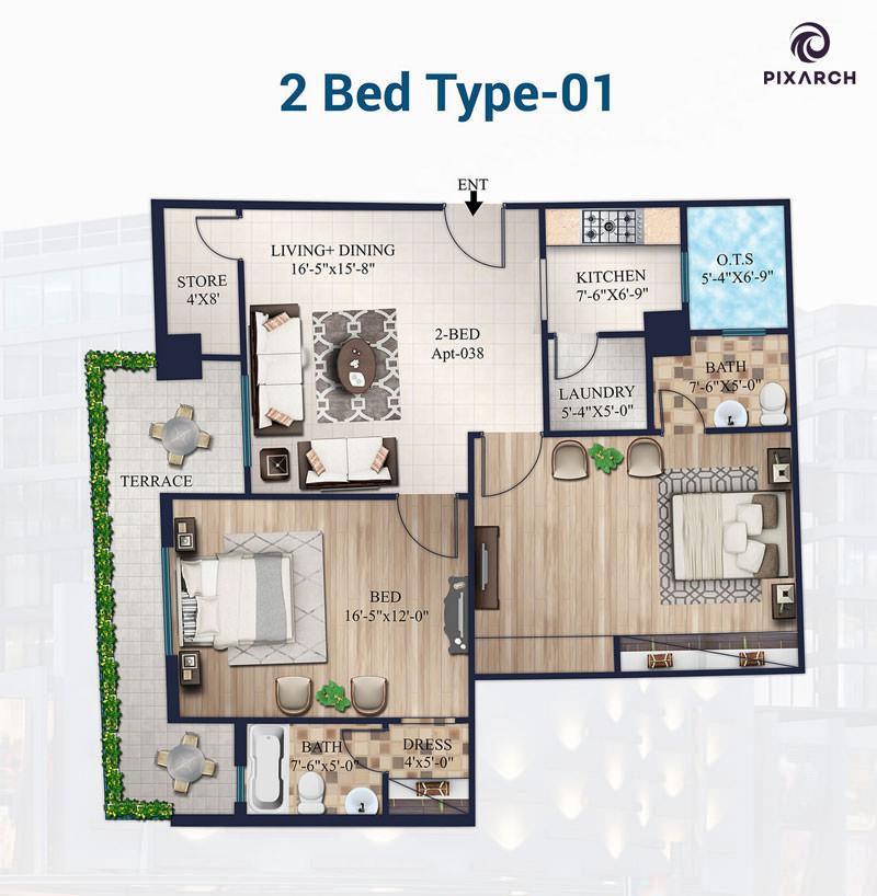 2-Bed-Apt-Type-01