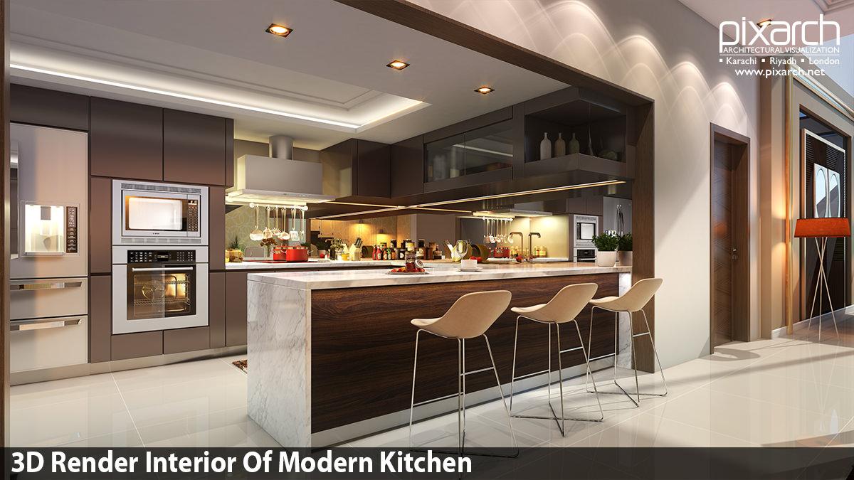 3D-Render-Interior-Of-Modern-Kitchen