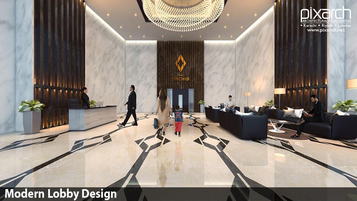 Modern-Lobby-Design