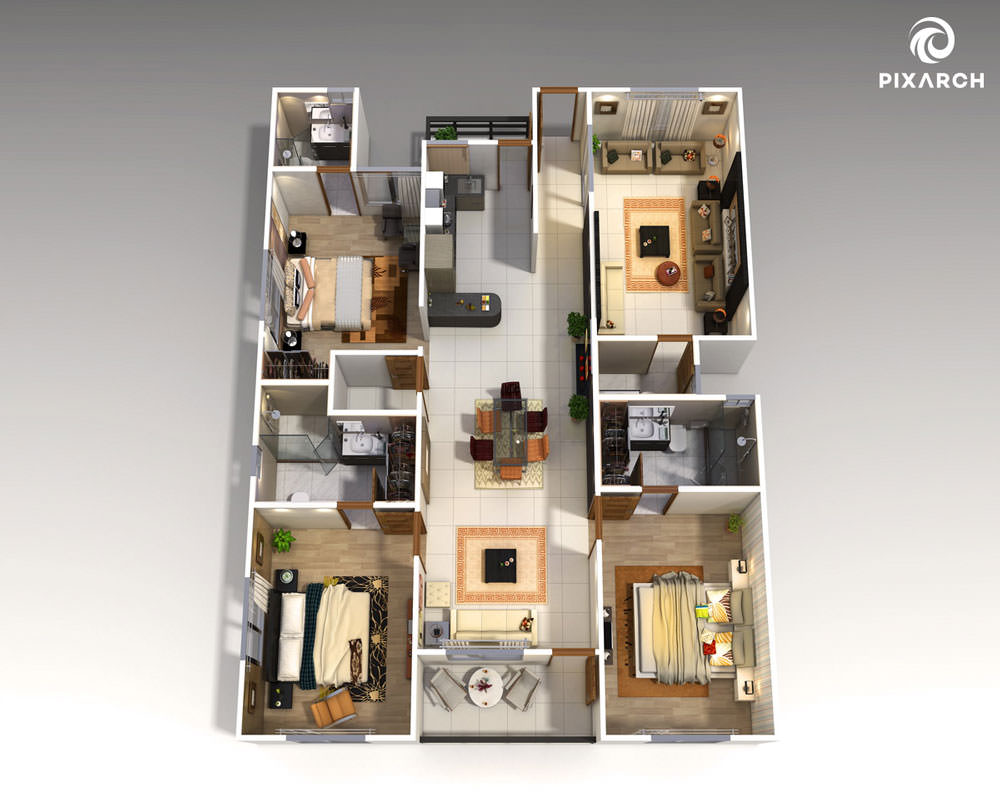commander-enclave-3d-floorplan02