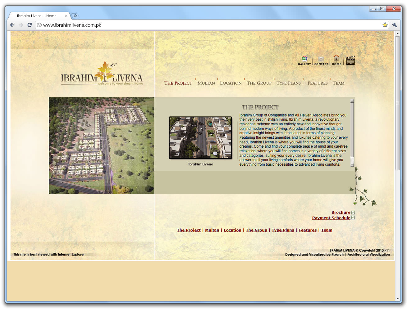ibrahim-website