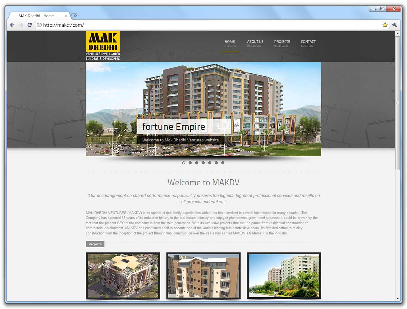 mak-dhedhi-website