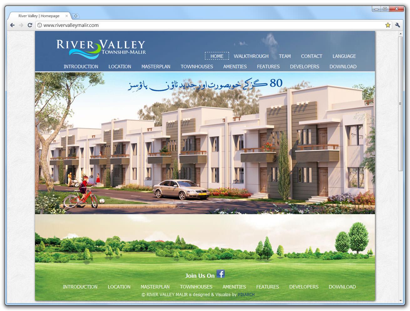 river-valley-website