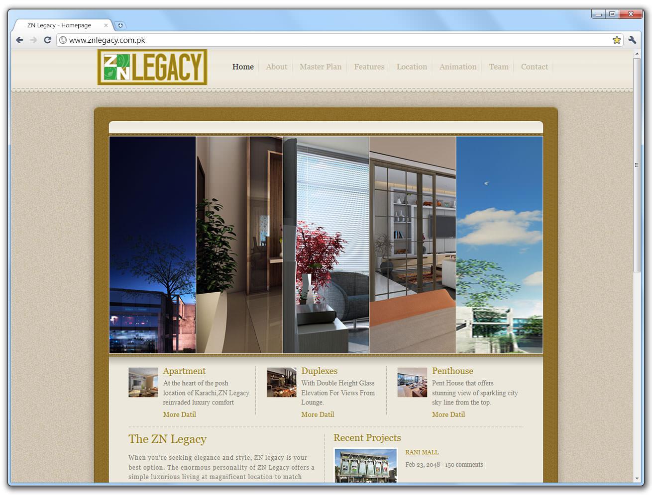 zn-legacy-website