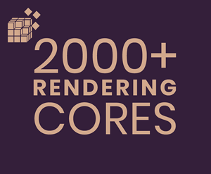 2000+ rendering cores | Pixarch