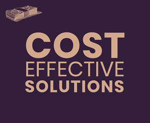cost effective solution