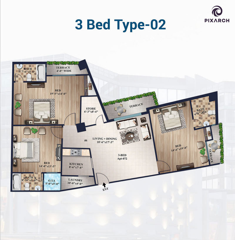 3-Bed-Apt-Type-02