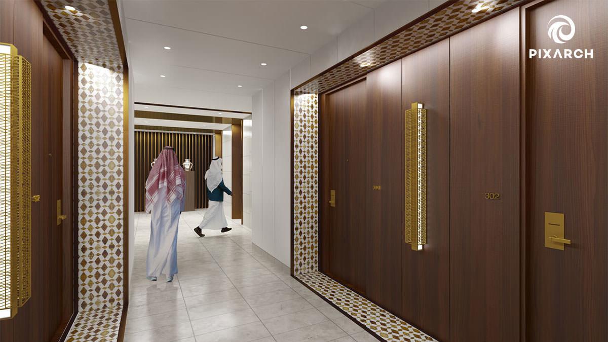Guest-Corridor