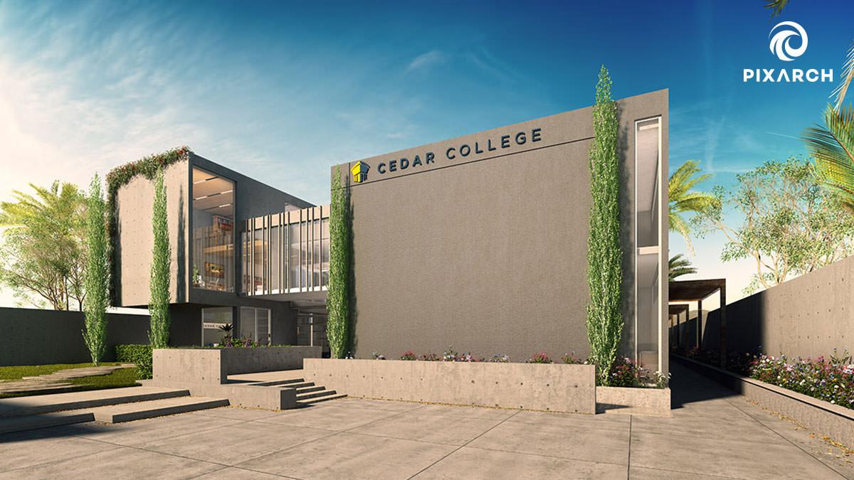 Cedar College | Pixarch