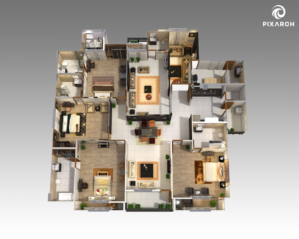 commander-enclave-3d-floorplan08