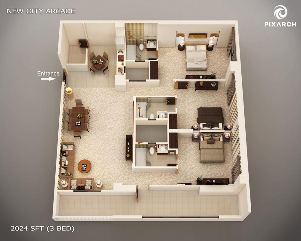 new-city-arcade-3d-floorplan07