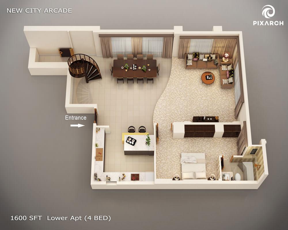 new-city-arcade-3d-floorplan09