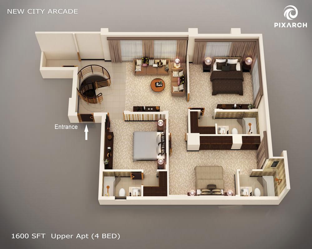 new-city-arcade-3d-floorplan11