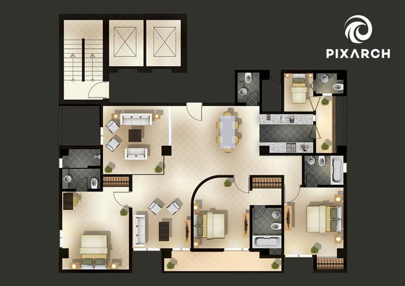 the-residence-2dfloor5