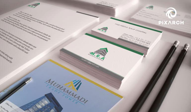 muhammadi trade tower 3d visual design   Pixarch