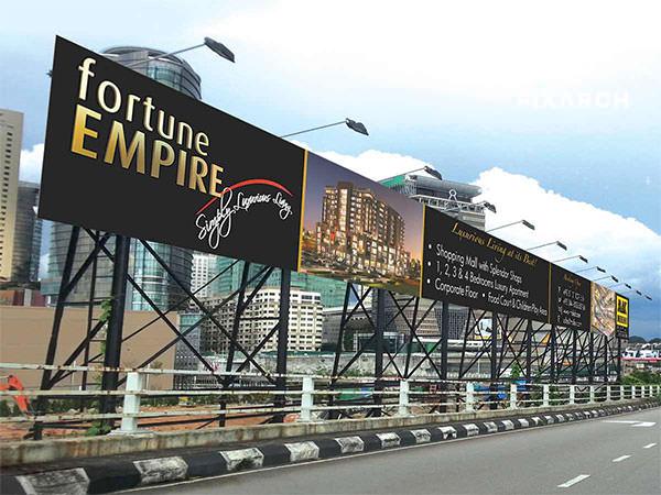 fortune empire billboard   Pixarch