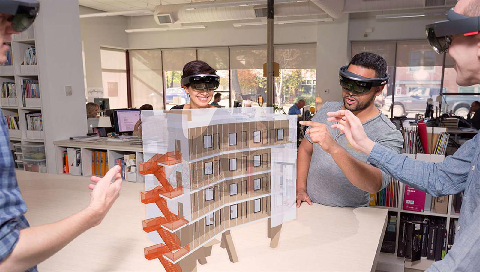 How Augmented Reality Services Are Impacting The Architectural Visualization Industry