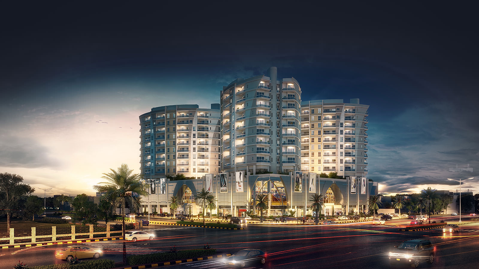 architectural rendering image | Pixarch