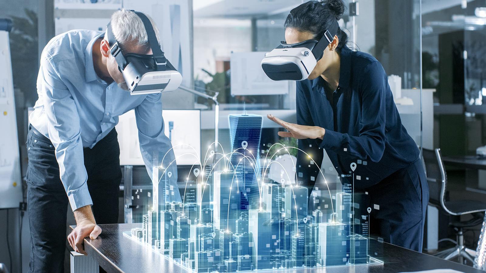 virtual reality services | Pixarch
