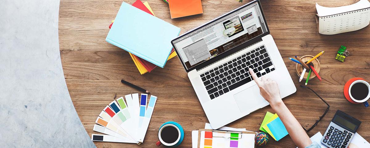 custom web design services | Pixarch