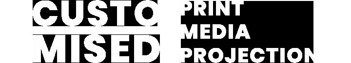 customised print media