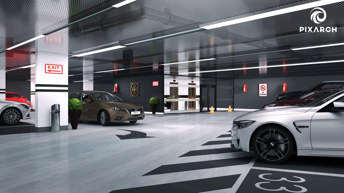 j7 global 3d parking view
