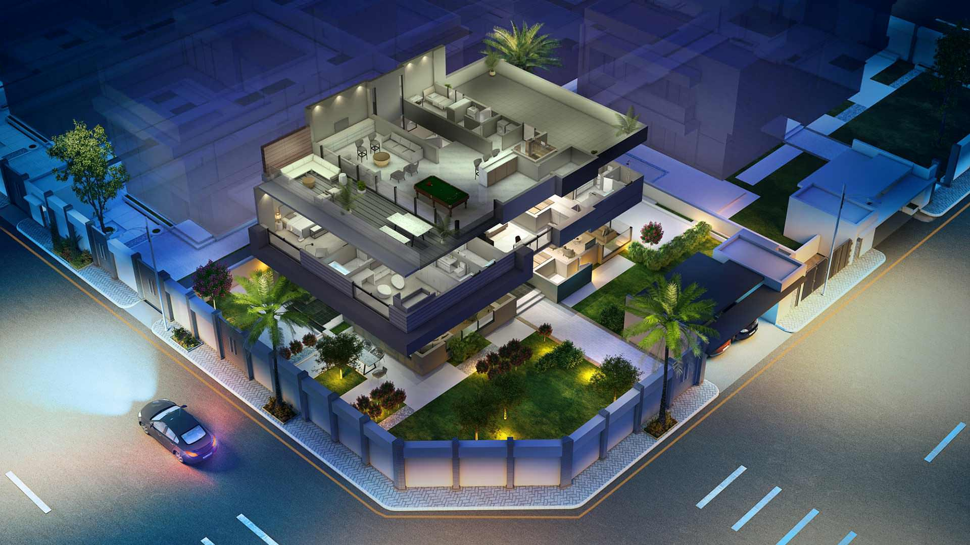 Benefits And Advantage Of Floor Plans In The Real Estate Sector?