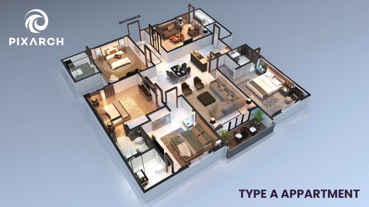 gm-lakhani-tower-type-a-appartment