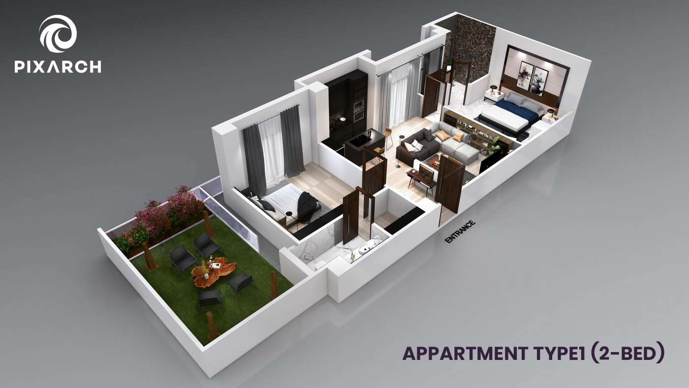 la-vista-world-appartment-type-1-2-bed