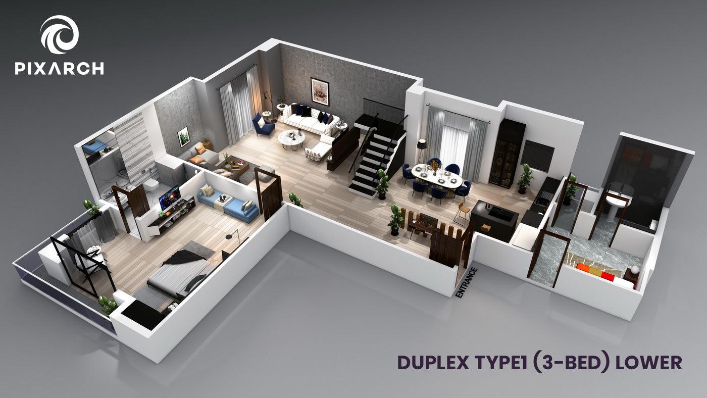 la-vista-world-duplex-type-1-3-bed-lower
